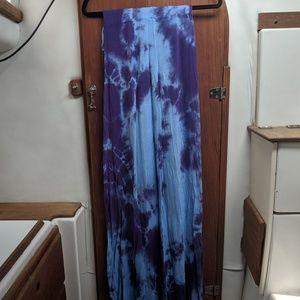 Love Tanjane tie dye skirt NWT S
